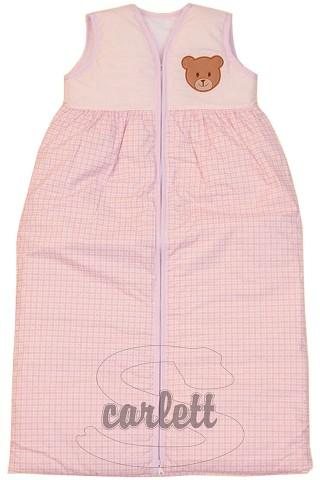 Dětský spací pytel Béďa růžový Scarlett