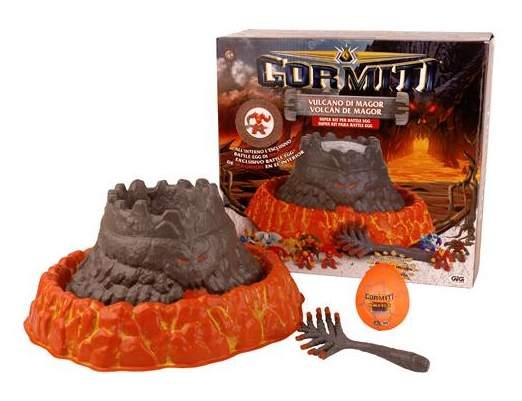 Gormiti Egg Vulkán hrací sada