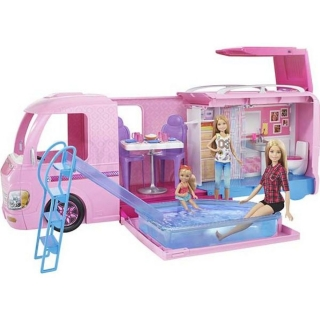 Mattel Barbie dream camper karavan snů